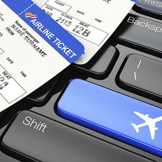 Airline Booking & Ticketing